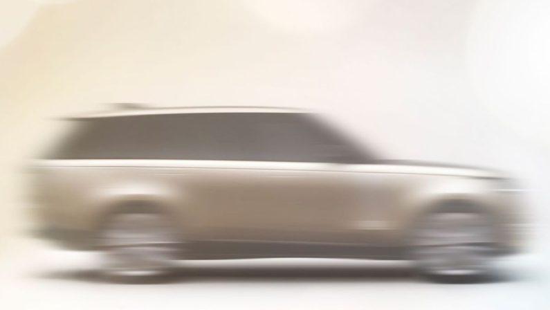 In attesa del debutto mondiale, primo sguardo alla nuova Range Rover