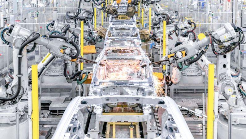 Volvo rileva proprietà stabilimento di Luqiao da Geely Holding