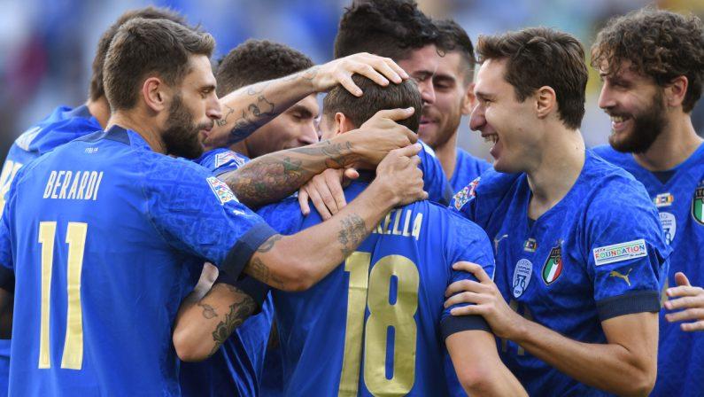 Azzurri al 4° posto del Ranking Fifa, Francia sul podio