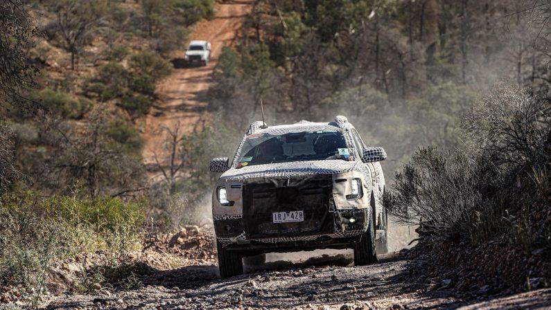 Nuovo Ford Ranger, test estremi per un pick-up globale