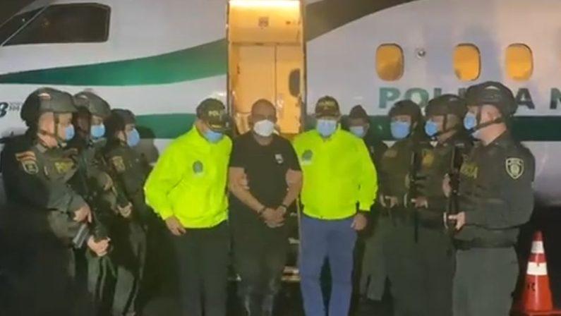 In Colombia arrestato Usuga, il capo del Clan del Golfo