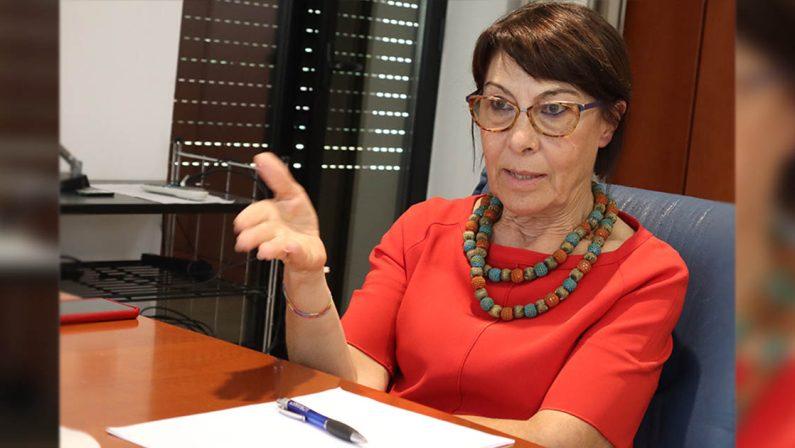 Amalia Bruni nel gruppo Misto: «Io aliena ai partiti, resto fedele a un mandato civico»