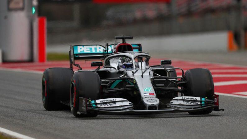 Formula 1, Bottas in pole position al Gp di Turchia