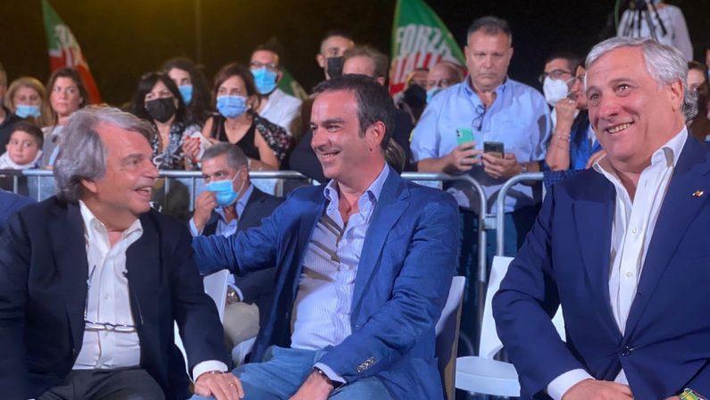 Elezioni regionali, partiti: felici e scontenti. Brinda Forza Italia