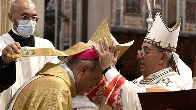 Mileto, attesa per la cerimonia di insediamento del nuovo vescovo Attilio Nostro