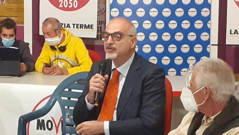 Ballottaggio a Cosenza, il M5S annuncia di voler sostenere Franz Caruso