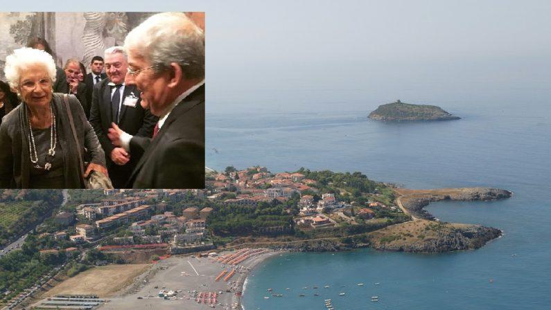 Capitale italiana della cultura 2024, Diamante candidata con Liliana Segre