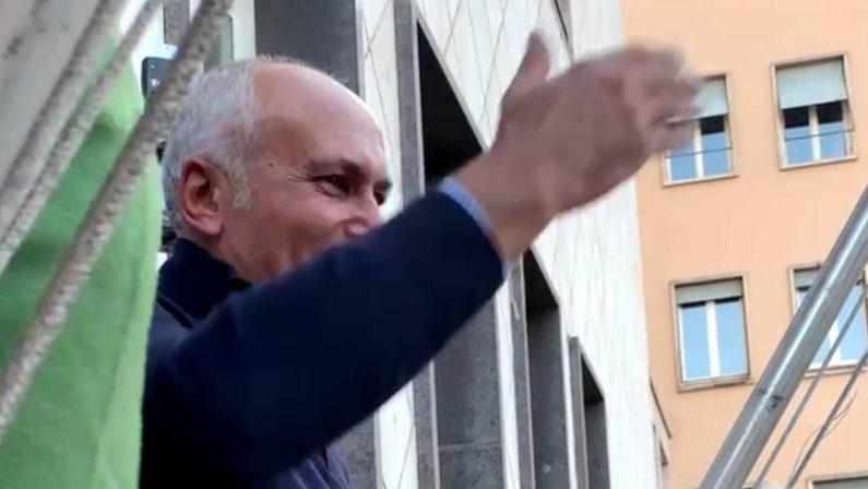 Cosenza torna a Sinistra, con una aggiunta di civismo: vince Caruso il socialista