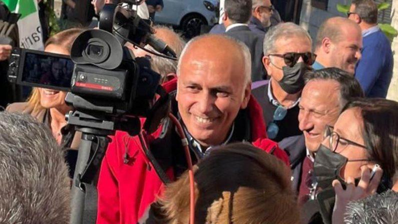 Ballottaggio Cosenza, Franz Caruso: «Abbiamo vinto». Ecco il nuovo Consiglio comunale