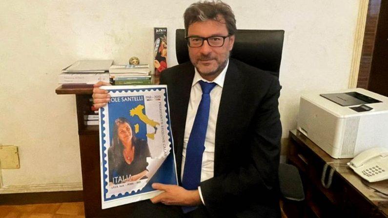 Un anno senza Jole Santelli, il ricordo di Giorgetti: «Collega straordinaria e persona per bene»