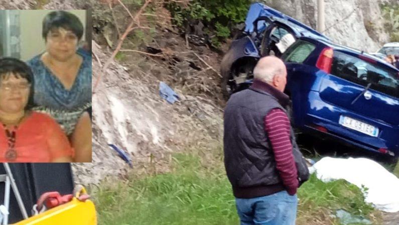 Incidente stradale nel Reggino, morte due donne