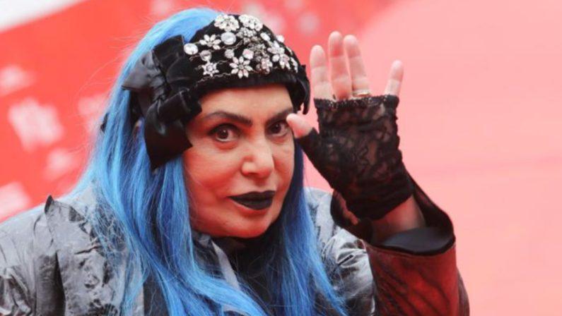 Loredana Bertè doppiatrice: «Ho coronato un sogno, ora punto a Tim Burton»