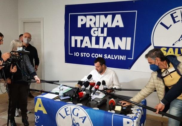 Regione, Salvini incontra Occhiuto a Roma: la Lega mette sul tavolo l'accordo per la Giunta