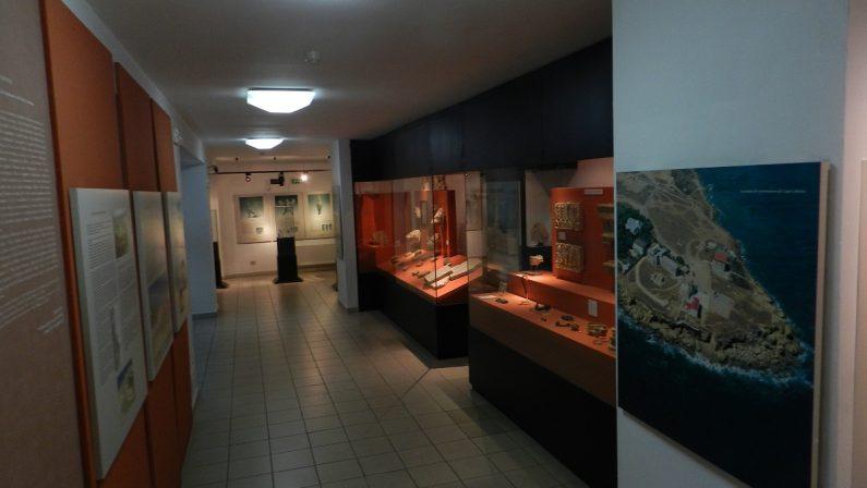 A Vibo e Crotone la Giornata nazionale delle famiglie al museo