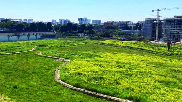 Bari, tempi lunghi per il parco dove c'era la Fibronit
