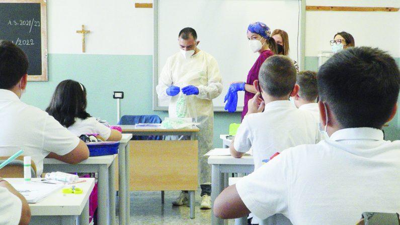 Scuola, in Puglia incognita presidi sanitari