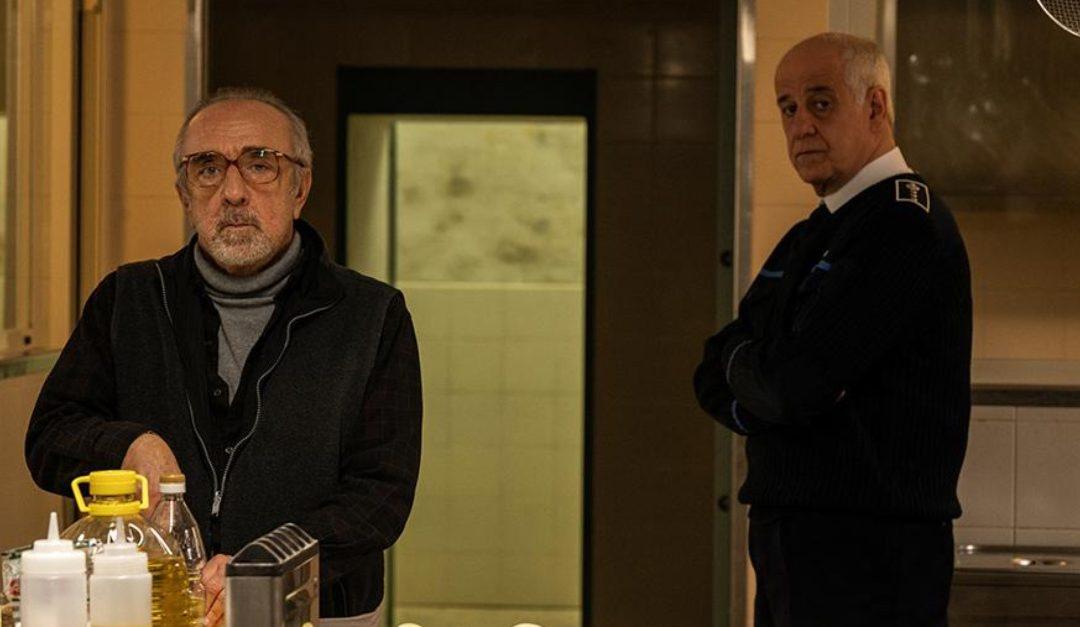 Toni Servillo e Silvio Orlando in una scena
