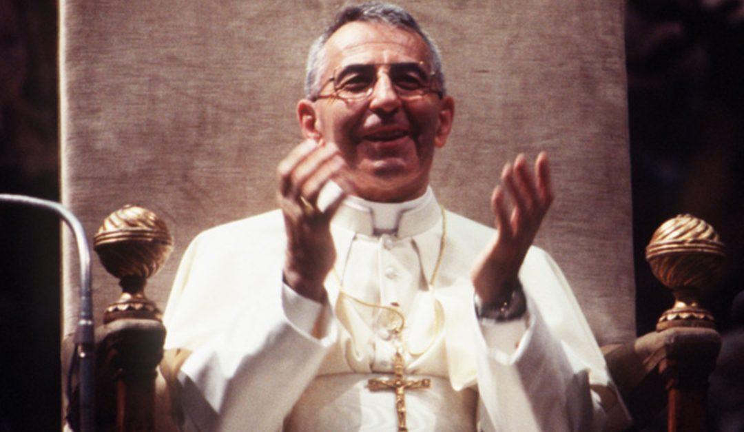 Papa Giovanni Paolo I, Albino Luciani