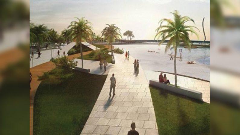 Parco sul mare e unica spiaggia. Ecco come cambia il litorale a sud di Bari grazie ai 75 milioni del Pnrr