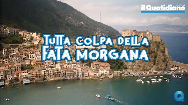 Tutta colpa della Fata Morgana, la Calabria meravigliosa in onda su Rai1