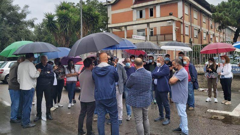 Gioia Tauro, i medici rifiutano il posto: il Pronto soccorso resta chiuso