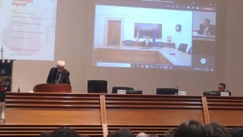 Università, inaugurato il primo anno accademico di medicina a Cosenza