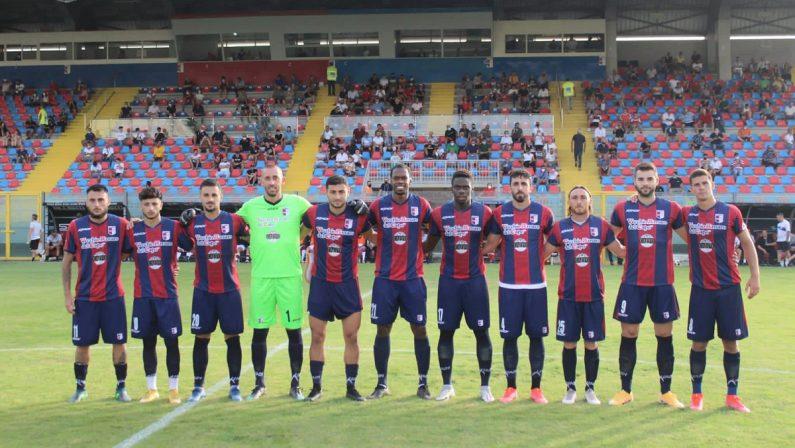 Serie C, Vibonese all'ultimo posto anche per le presenze allo stadio