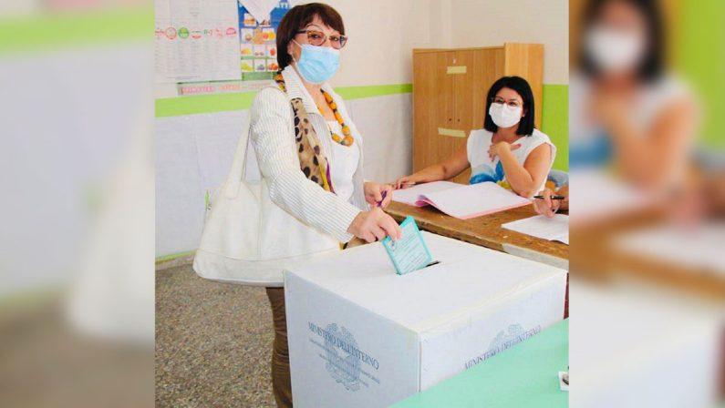 Calabria al voto 2021, i voti delle liste a sostegno di Amalia Bruni