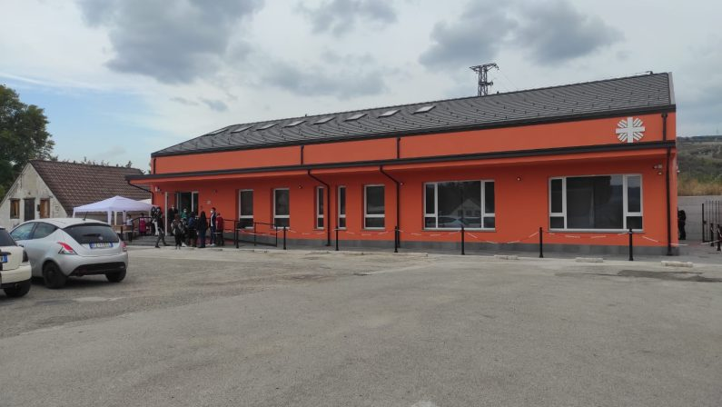 Potenza, una casa per le famiglie a Bucaletto