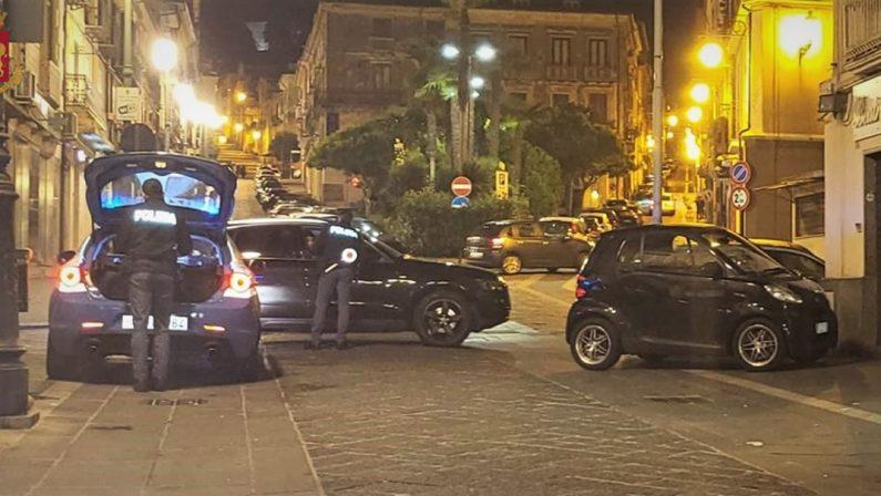 Vibo, la Polizia intensifica i controlli sulla movida