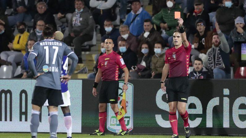Serie B, il Crotone perde lo scontro diretto con l'Alessandria in basso alla classifica