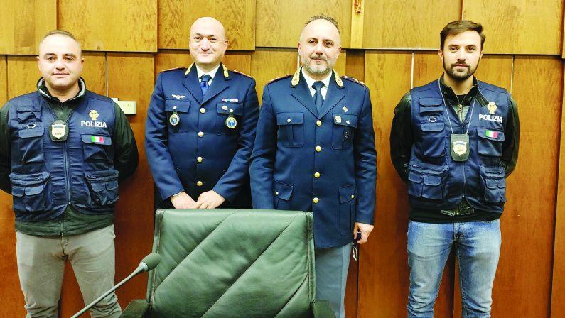 Potenza, arrestati i ladri dell'Eurobet