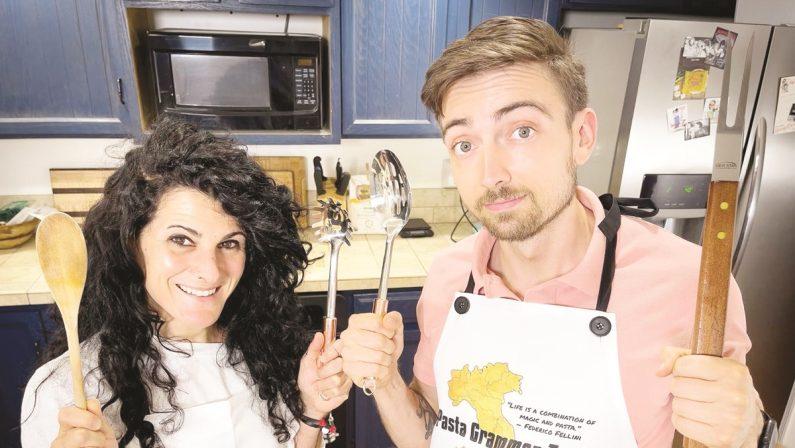 Eva, la youtuber italo-americana che organizza tour del gusto in Calabria