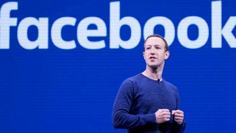 Facebook cambia nome, ma non per gli utenti
