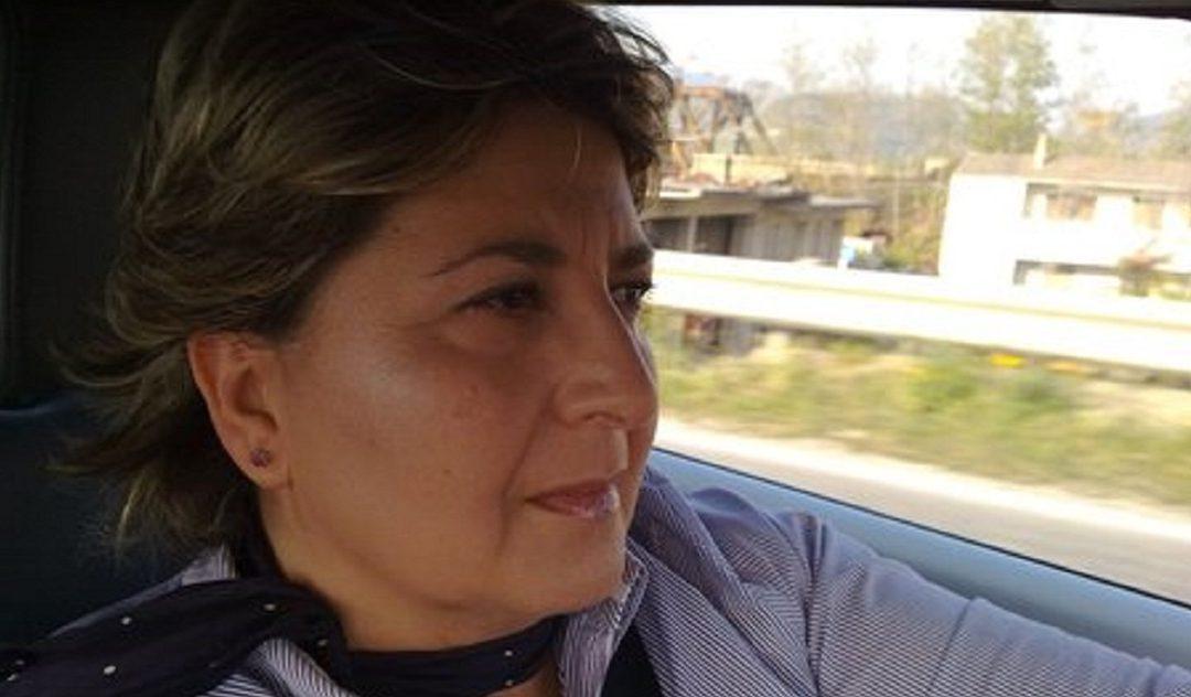 L'ex sindaco di Nocera Terinese Fernanda Gigliotti