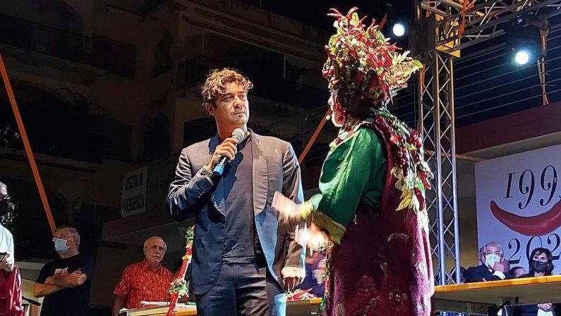 Peperoncino Festival, Scamarcio dà il via alla 29esima edizione - FOTO