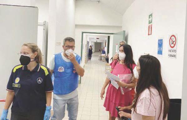 Green pass, tocca ai lavoratori - Irpinia: quasi 60mila vaccinati