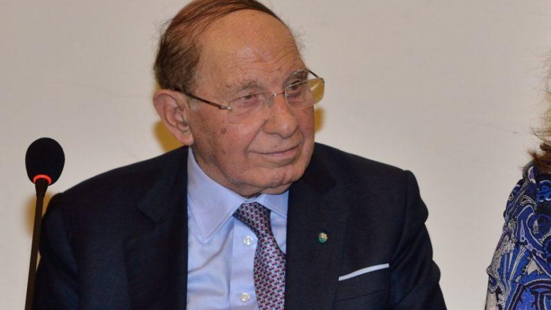 Lutto nella politica calabrese, morto Peppino Accroglianò