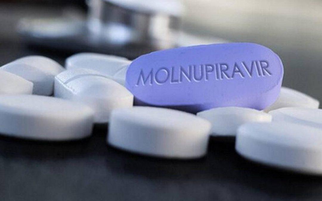 Pillole di molnupiravir