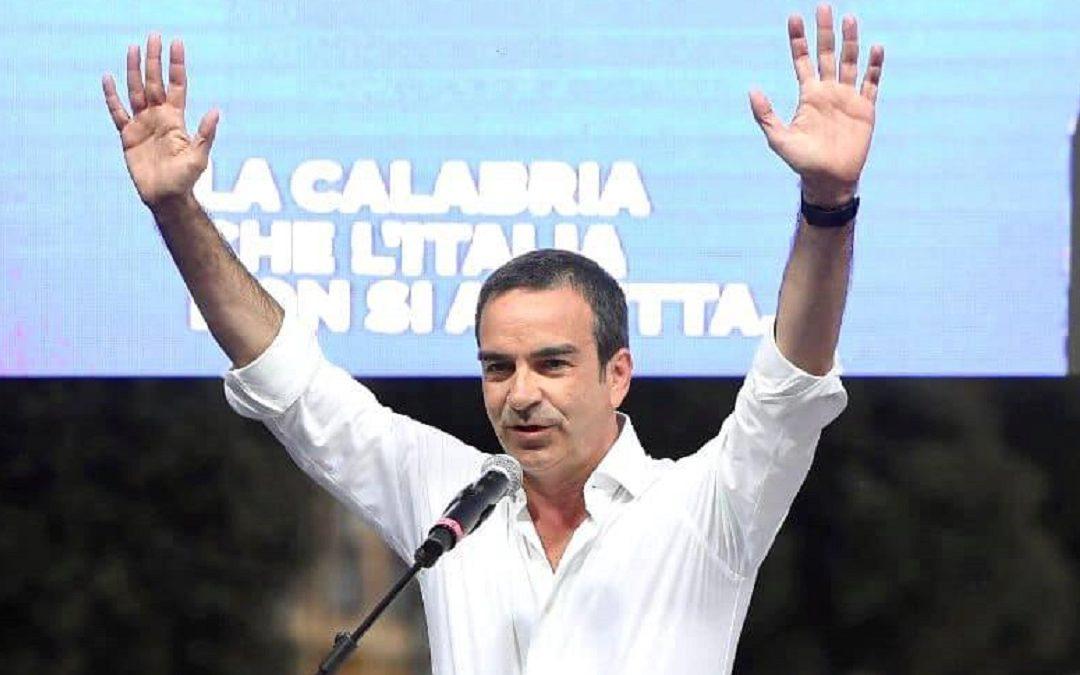 Roberto Occhiuto, neo eletto presidente della Regione Calabria
