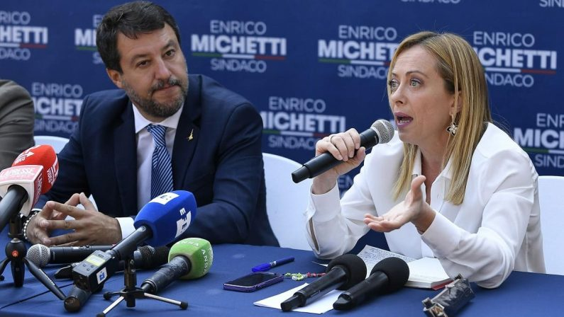 Il Centrosinistra vince 5-1. Salvini e Meloni, che tonfo