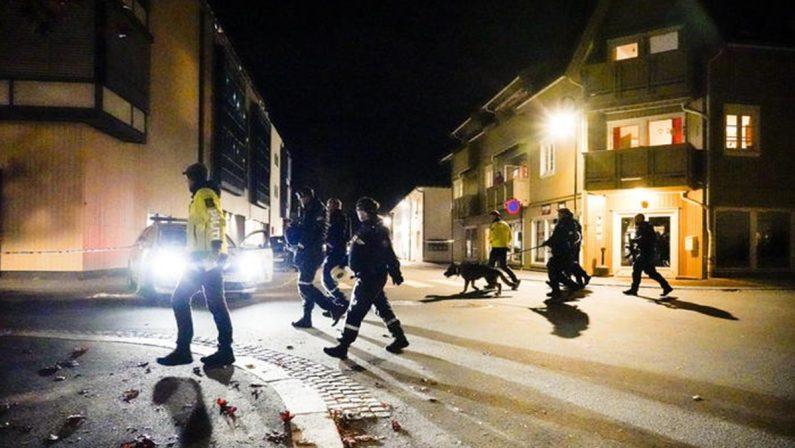 Strage con arco e frecce in Norvegia, sale a cinque il bilancio delle vittime