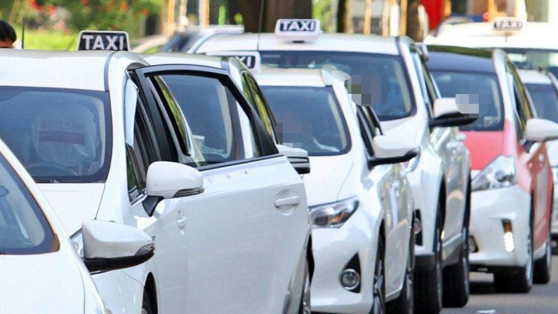 Taxi, domani sciopero nazionale dalle 8 alle 22
