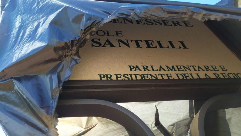 """Cosenza, il """"Parco del benessere"""" di viale Mancini sarà intitolato a Jole Santelli"""